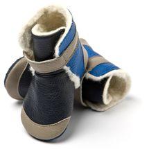 LILIPUTI - Čižmičky Yukon Grey - veľkosť S (6-12 mesiacov)
