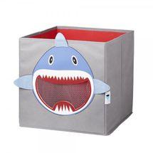 LOVE IT STORE IT - Úložný box na hračky - žralok