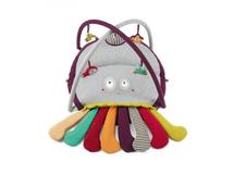 MAMAS & PAPAS - Hracia deka s hrazdou Chobotnica