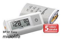 MICROLIFE - BP A1 Easy cestovný automatický tlakomer