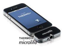 MICROLIFE - THERMO+ infračervený teplomer pre iPhone, iPod, iPad