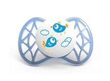 NUVITA - Air symetrický cumlík, Modrá/Tyrkysová, 2ks, 0+m