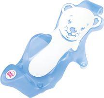 OK BABY - Lehátko do vaničky Buddy tmavo modrá 84
