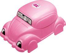 OK BABY - Nočník auto ružová 66