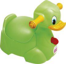 OK BABY - Nočník Quack zelená 44
