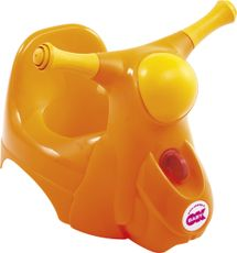 OK BABY - Nočník Scooter oranžová 45