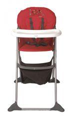 PLAY - Stolička na kŕmenie Kidseat - Rojo