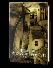Pražské židovské pověsti a legendy - Václav Vladivoj Tomek