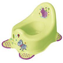 PRIMA BABY - Detský nočník Hippo - zelený