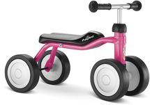 PUKY - Detské odrážadlo Pukylino - lovely pink