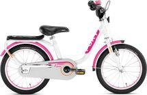 PUKY - Detský bicykel Z6 Edition - bielo / ružový