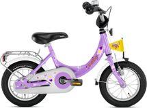 PUKY - Detský bicykel ZL 12 Alu - fialový