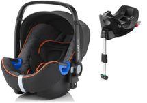 RÖMER - Autosedačka BABY-SAFE i-SIZE Bundle Flex, 0-13 kg, 2017 - col. Black Marble