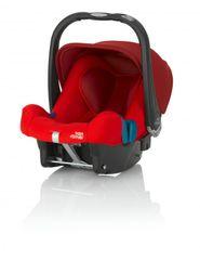 RÖMER - Autosedačka BABY-SAFE PLUS SHR II, 0-13 kg, 2016, Flame Red