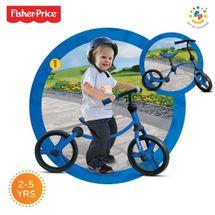 SMART TRIKE - 105 Detské odrážadlo Running Bike 2v1 modré