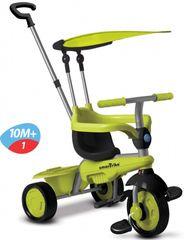 SMART TRIKE - trojkolka 619 Carnival Touch Steering 3v1 Zelená