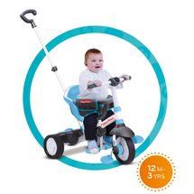 SMART-TRIKE - trojkolka Fisher Price 325 Charm 3v1 Modrá