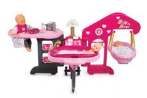 SMOBY - 220318 Baby nurse Veľký skladací domček