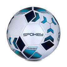 SPOKEY - AGILIT Futbalová lopta bielo-tyrkysová vel.4