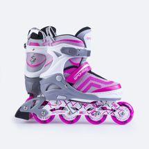 SPOKEY - AVATE Kolieskové korčule ružové  ABEC7 Carbon veľkosť 39-42