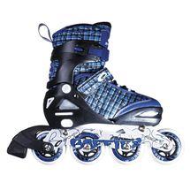 SPOKEY - BAFFIES kolieskové korčule modré č.39 - 42