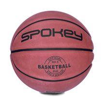 SPOKEY - BRAZIRO Basketbalová lopta hnedá