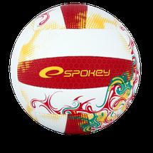 SPOKEY - EOS Volejbalová lopta červená veľkosť 5