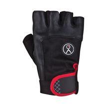 SPOKEY - FIKS - Fitness rukavice čierne XL