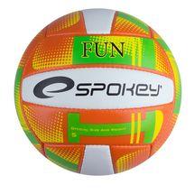 SPOKEY - FUN III Volejbalová lopta oranžová veľkosť 5