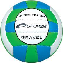 SPOKEY - GRAVEL-Volejbalová lopta - zelená č.5