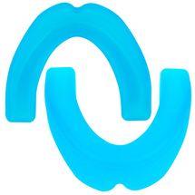 SPOKEY - KEIGO II -  jednodielne chrániče čelusti modré