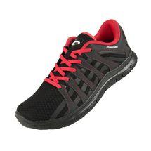 SPOKEY - LIBERATE 7 Bežecké topánky čierna-červená  vel. 36