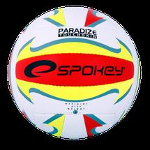 SPOKEY - PARADIZE II Volejbalová lopta bielo-žltá vel.5