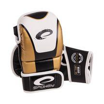 SPOKEY - SAIJO Rukavice na MMA zlaté XL