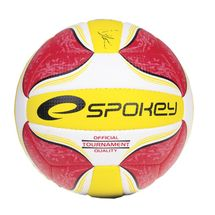 SPOKEY - STREAK II Volejbalová lopta červený č.5