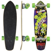 SPOKEY - ZOMBIE LONG BOARD