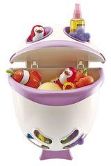 THERMOBABY - Box na hračky do kúpeľne Bubble Fish - col.52