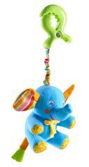 TINY LOVE - Sloník (modrý)