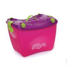TRUNKI - Box na hračky - Ružový