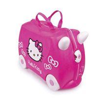TRUNKI - Cestovný kufrík Hello Kitty