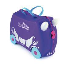 TRUNKI - Cestovný kufrík Princezná