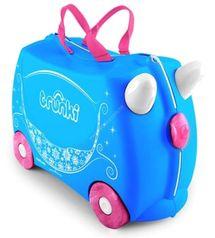 TRUNKI - Cestovný kufrík TRUNKI - Pearl
