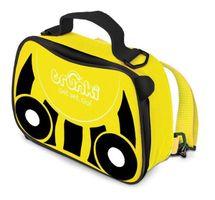 TRUNKI - Desiatová termo taška - Žltá - Včielka