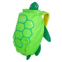 TRUNKI - Nepremokavý ruksak - Korytnačka (zelený 7.5L)