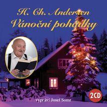 Vánoční pohádky H. CH. Andersena - 2CD - Hans Christian Andersen