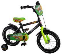 "VOLARE - Detský bicykel , Extreme 14"", Black/Green"