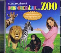 ZOO - KNP - CD (Učíme se poslouchat, učíme se naslouchat) - Klára Doležalová