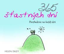 365 šťastných dní - Helen Exley