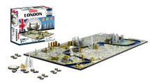 4D CITYSCAPE - 4D Puzzle - Londýn