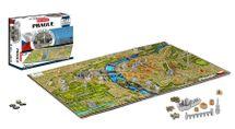 4D CITYSCAPE - 4D Puzzle - Praha